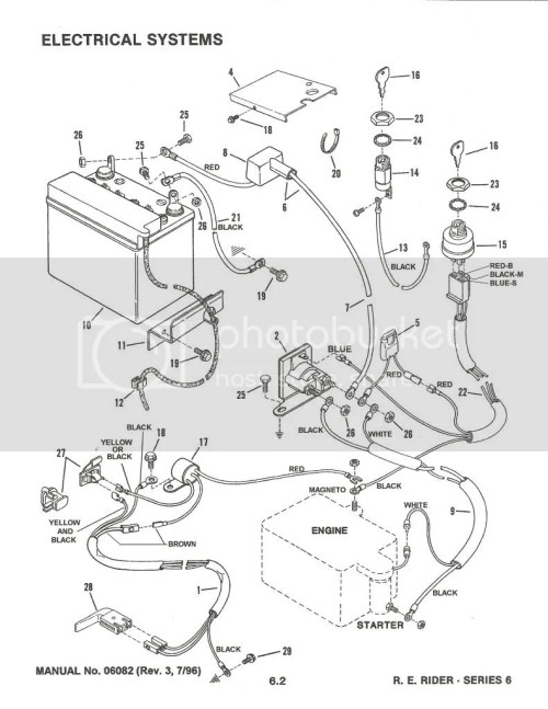small resolution of murray lawn mower electrical diagram images wiring schematic murray mower wiring diagrams pictures