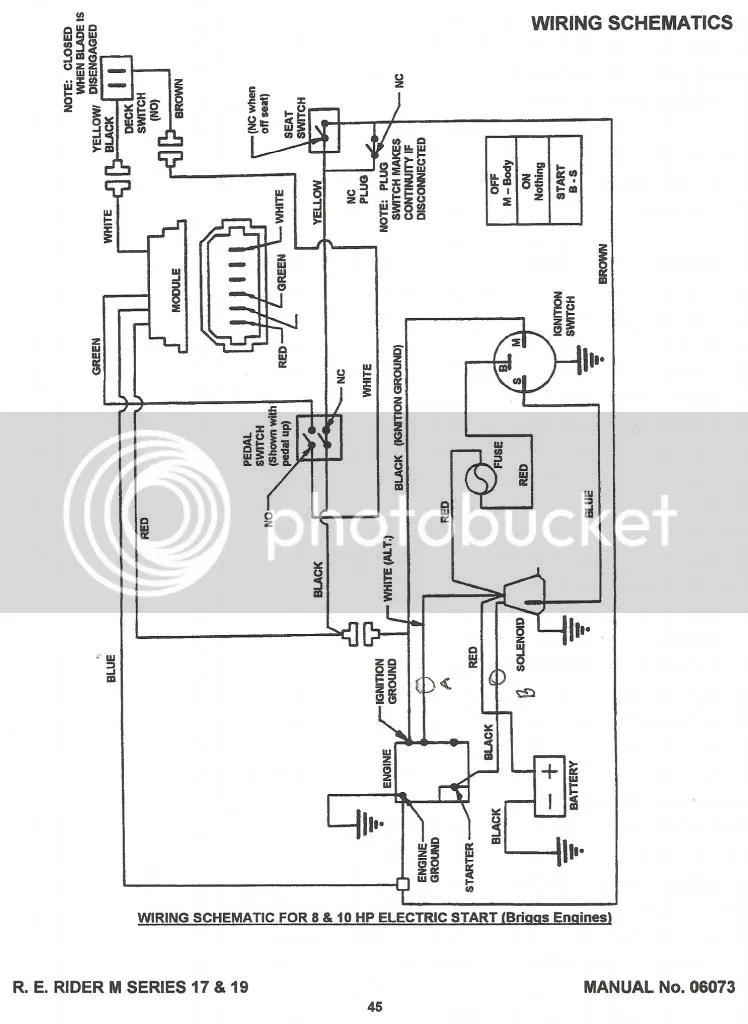 Kohler Engine Electrical Diagram Manual Guide