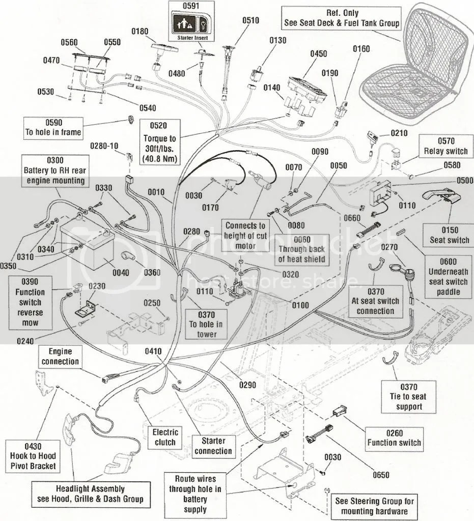 medium resolution of nxt 2752 major issue mytractorforum com the friendliest tractor snapper nxt wiring diagram