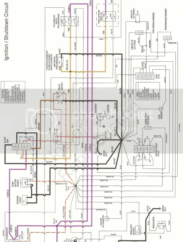 medium resolution of nxt 2752 major issue mytractorforum com the friendliest tractor snapper nxt wiring diagram