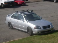 Roof Racks on 09 SE-R - Nissan Forum | Nissan Forums