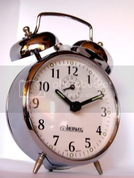 Timeshare Relief clock