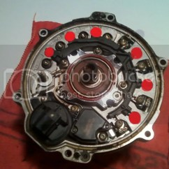 Ford Alternator Diode Testing 2000 Land Rover Discovery 2 Wiring Diagram How To Rebuild Bosch Water Cooled