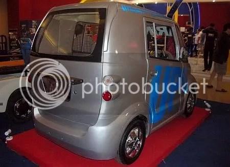 Arina, Mobil Mini Bisa penuhi segmen mobil murah