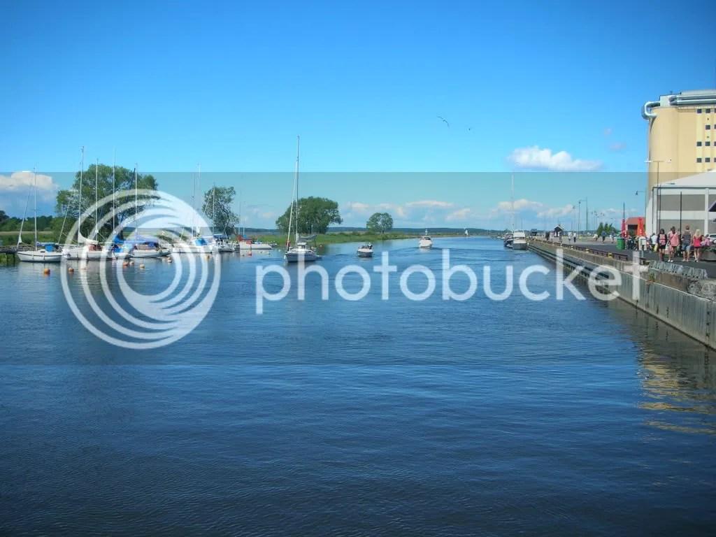 Guest Harbor in Mariestad