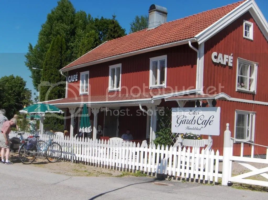 Esters Cafe in Lyrestad