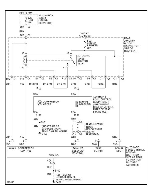 small resolution of 97 park avenue wiring diagram wiring diagram database 1998 buick park avenue wiring diagram