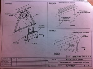 SilveradoSierra • How do you install a transmission cooler? : TransmissionDrivetrain  Page 2
