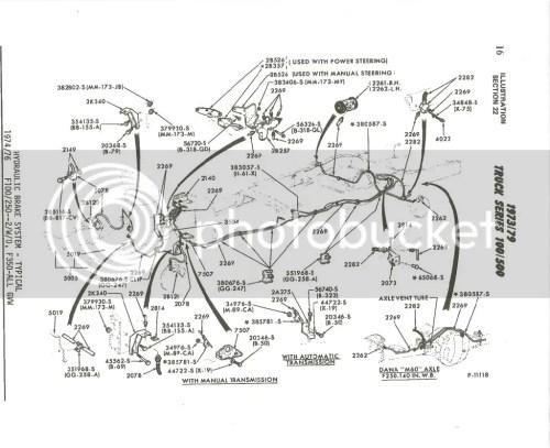 small resolution of 1994 ford explorer brake line diagram