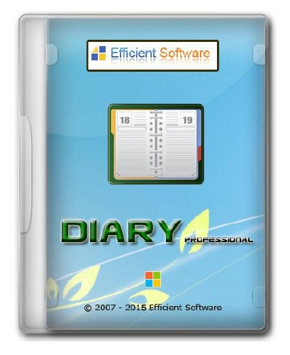 Efficient Diary Professional 3.81 Build 379 Final (ML|RUS)