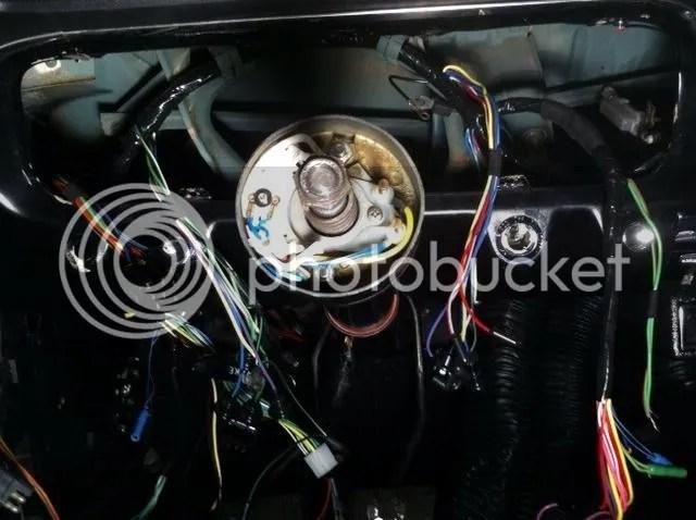 Camaro Dash Wiring Diagram Also 1968 Mustang Steering Column Wiring