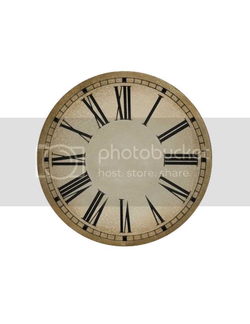 Image Result For Cd Clock Face Template