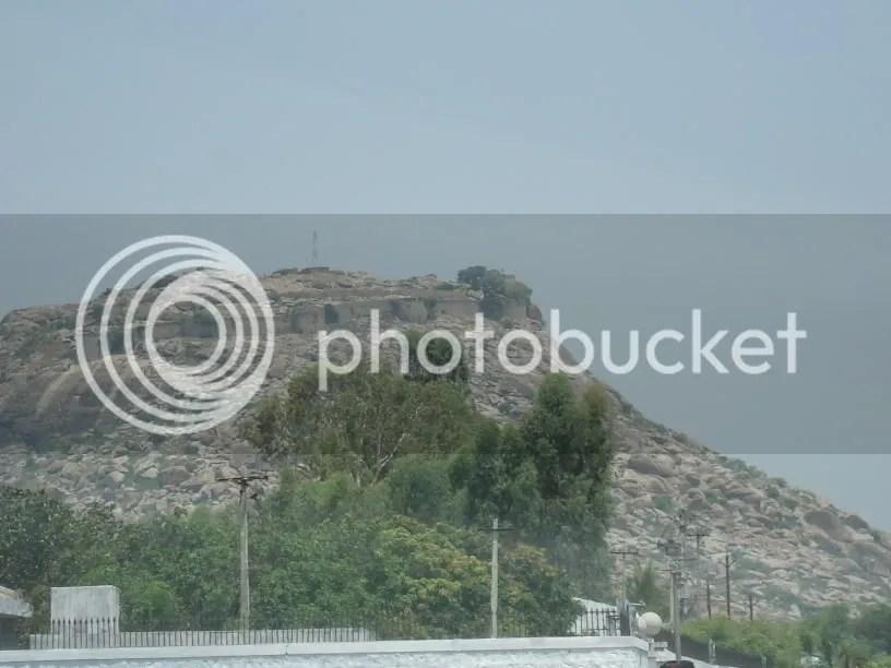 Tipu's Fort @ Krishnagiri