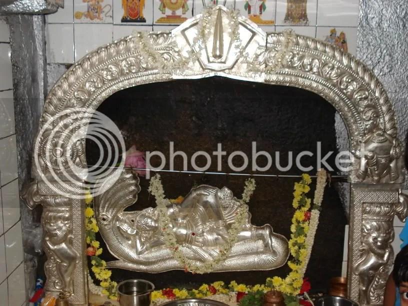 'udbhava moorthy' of Lord Ranganatha
