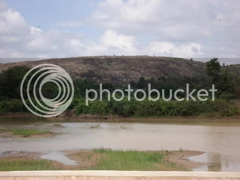 Lake in Kunigal tq.