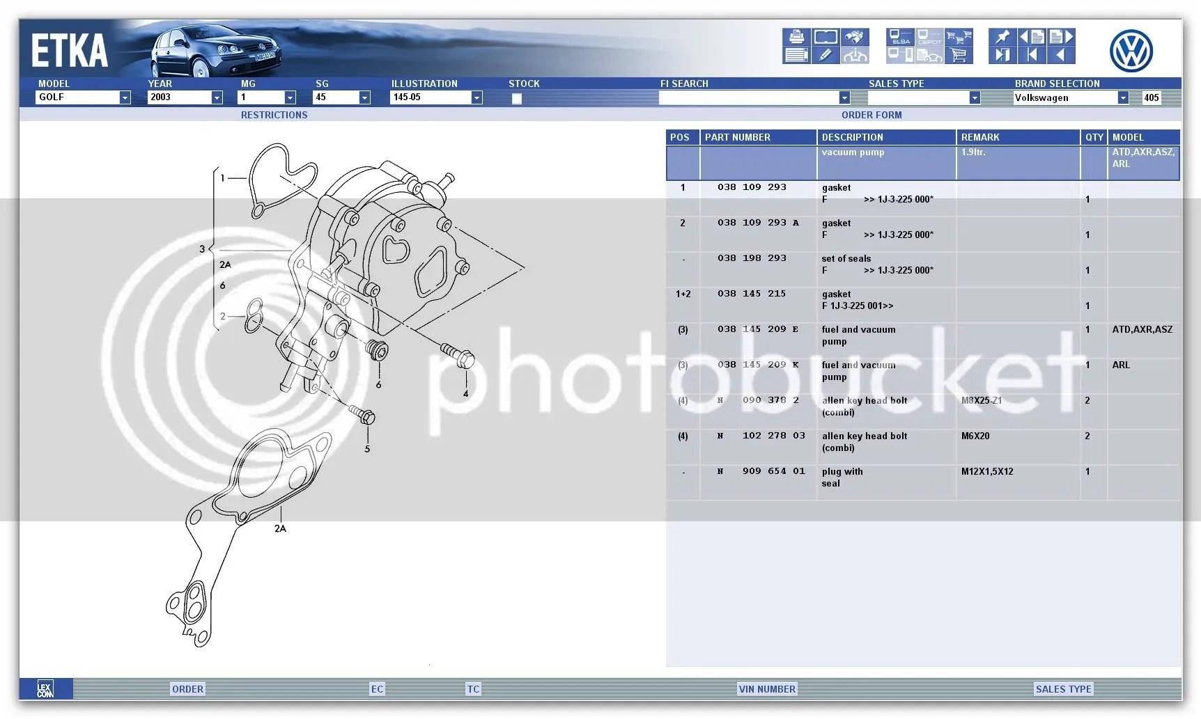 vw golf mk4 parts diagram bmw r25 3 wiring tdi engine manual