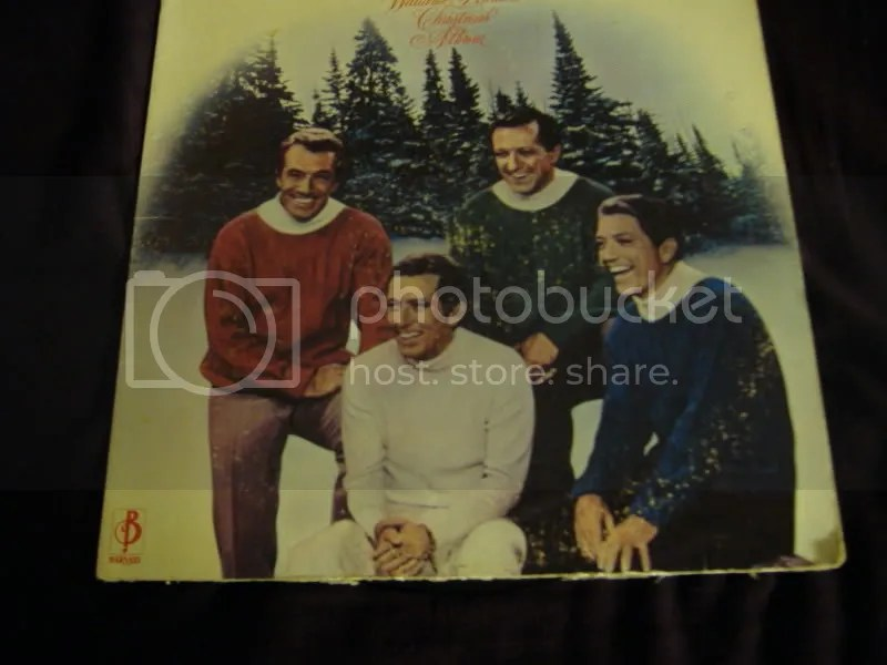 My Favorite Christmas Album of All Time: The Williams Brothers Christmas Album-NOW CLEANED UP!
