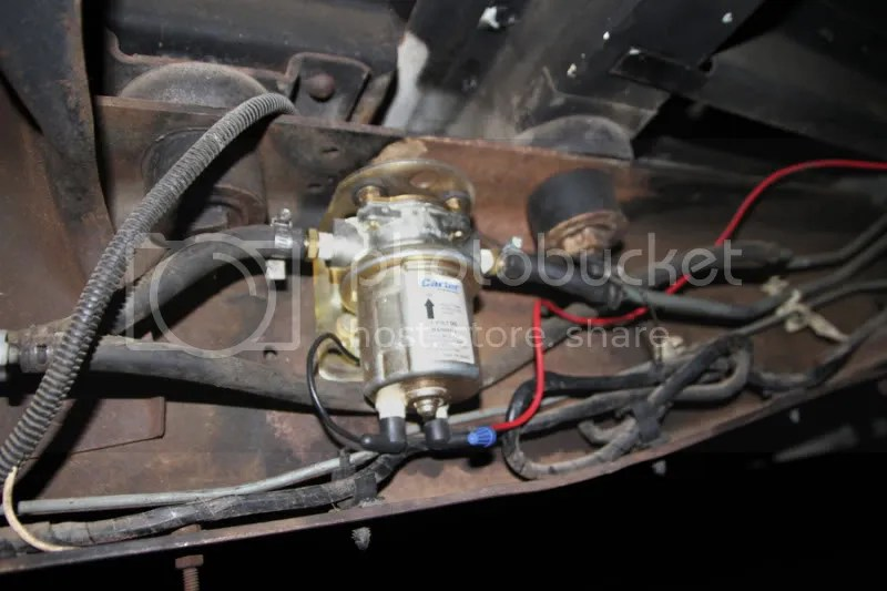 Ford F 150 Fuel Pump Driver Module 1989 Ford F 150 Fuel Pump Wiring