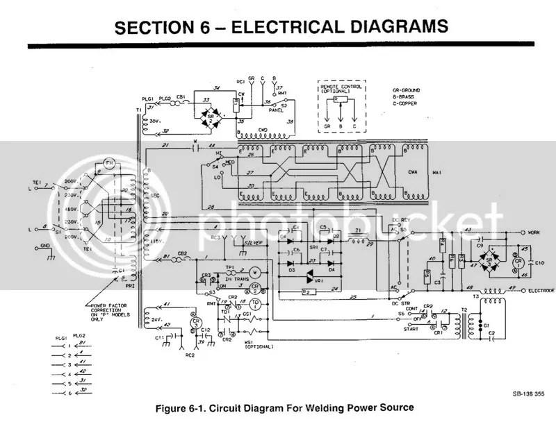 Miller Bluestar Wiring Diagram Miller Welders Blue Wiring