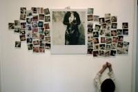 Home - Polaroids Wall