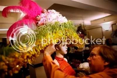 flower headdress