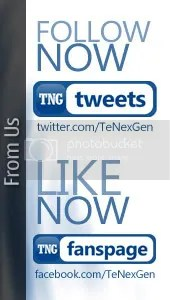 TNG™ Tweets and Fanspage