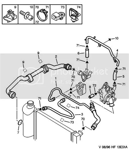 Picture request of the water manifold and pipes at the