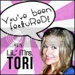 Lil' Mrs. Tori