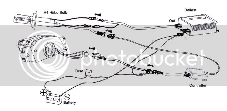 9008 headlight connector wiring diagram