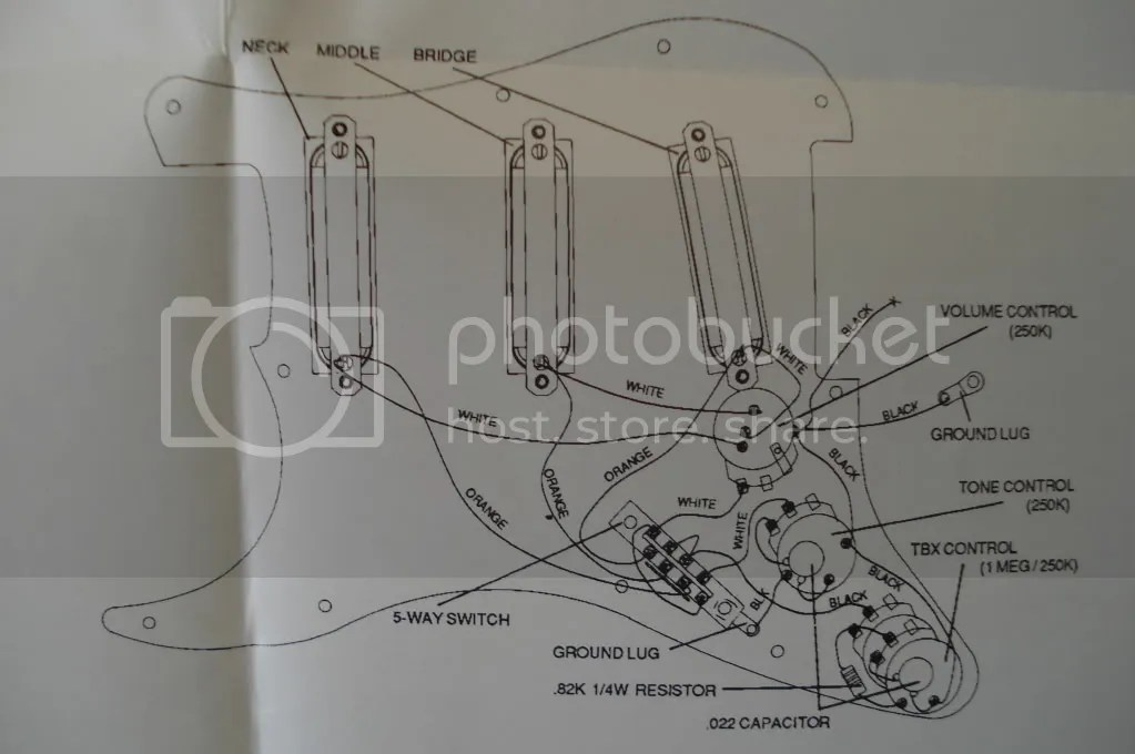 Lace Pickup Wiring Diagram View Diagram