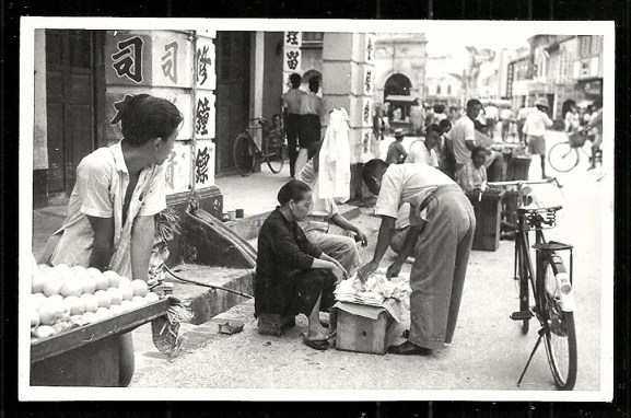 Image result for petaling street 1950