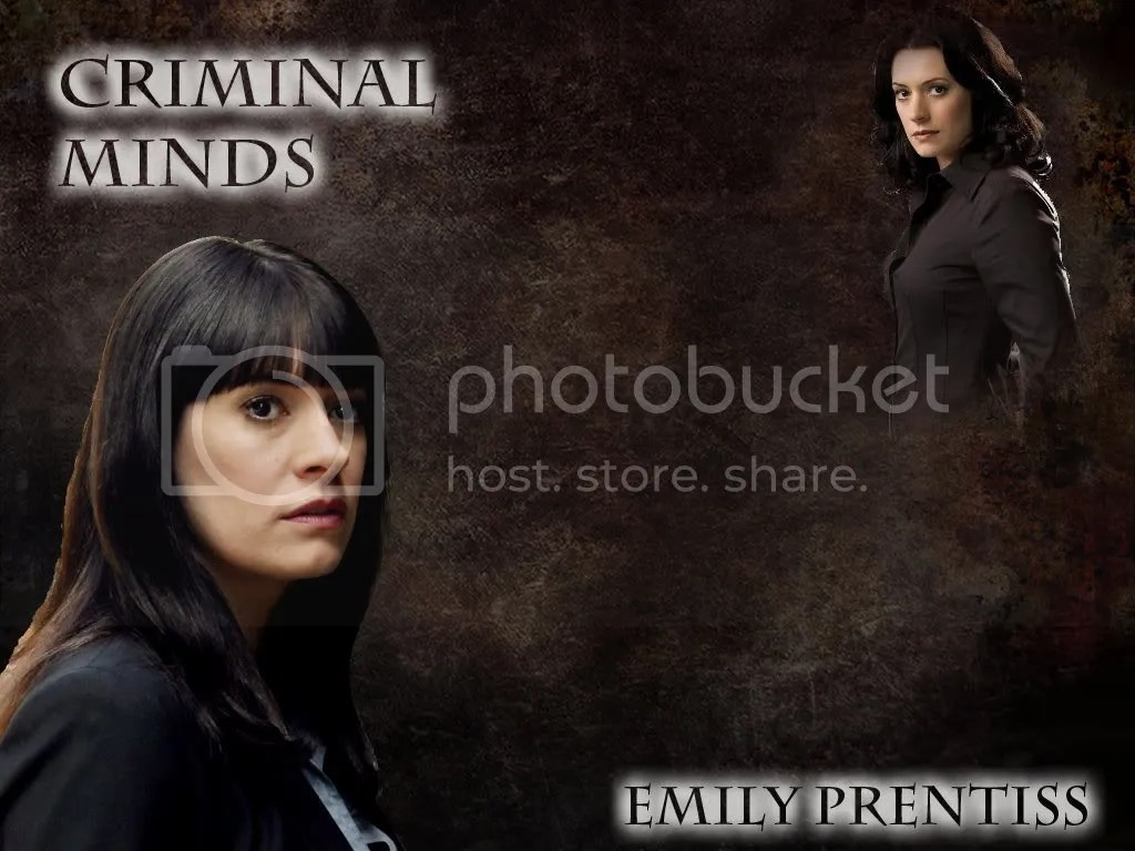 Criminal Minds - Emily Prentiss