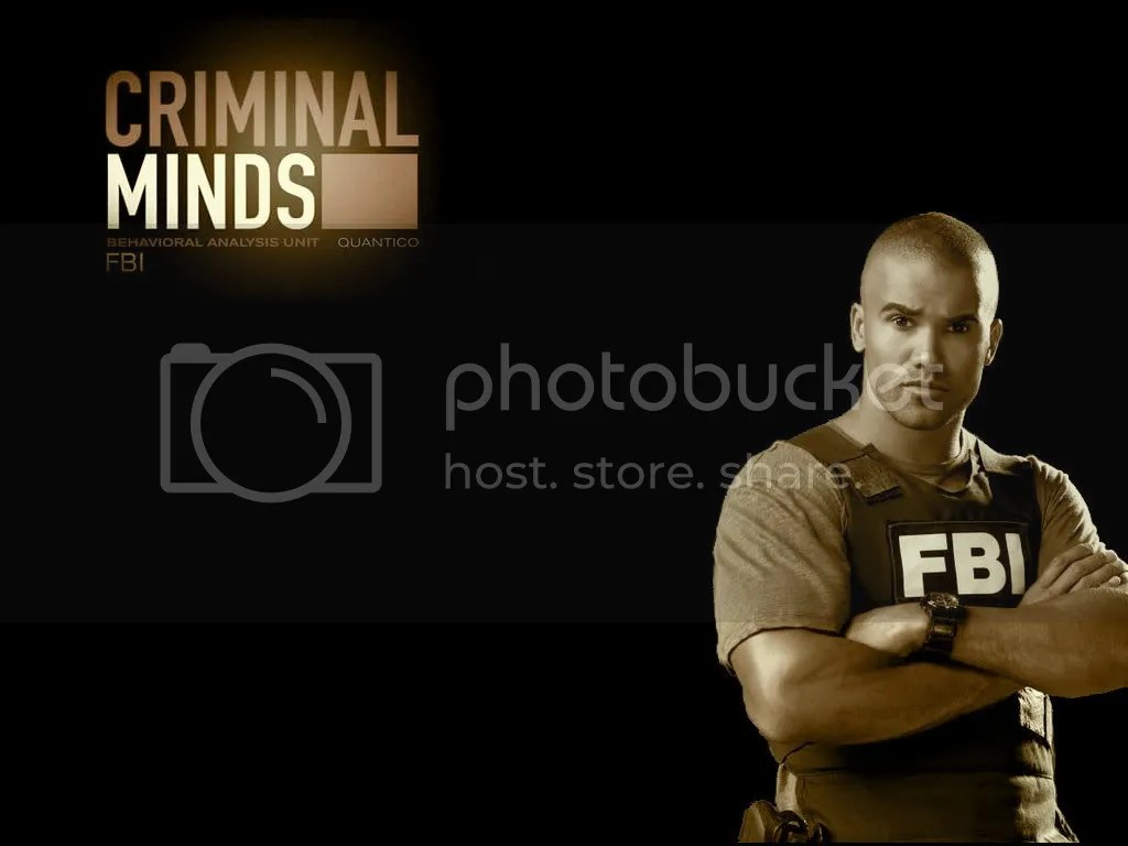 Criminal Minds - Morgan - Sepia set