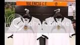 Valencia CF Kappa 09/10 Kits