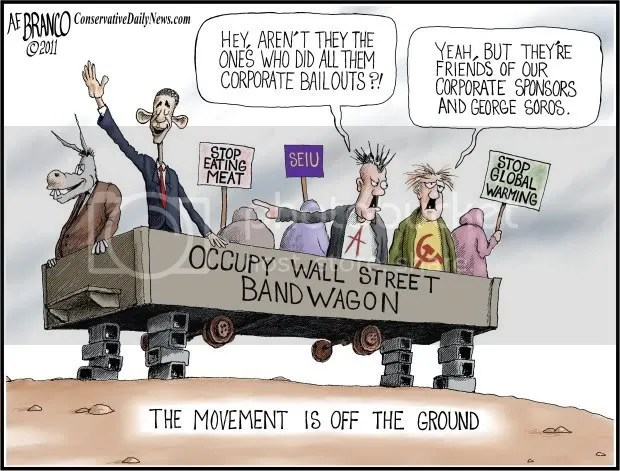 Occupy Wall Street Useful Idiots