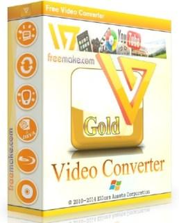 Freemake Video Converter 4 1 6 3 Gold Pack + Subtitle Pack +