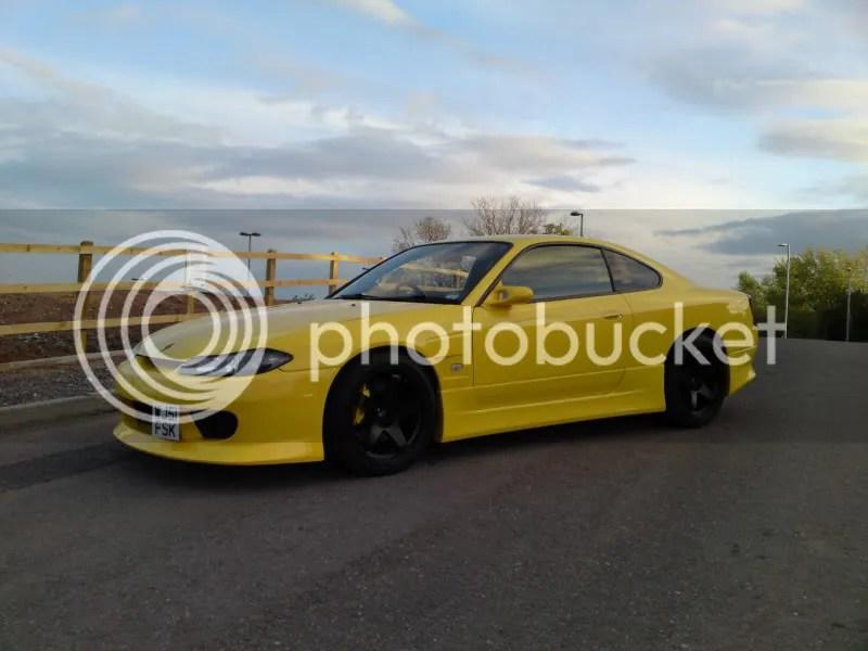 #Nissan #Silvia #S15 #YellowS15 #DriftFail #SundayCarHumor #Rvinyl
