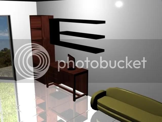 Ruang Kantor Tampak 2