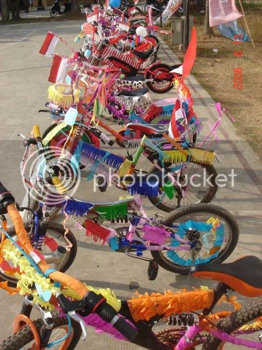 Sepeda Hias 6