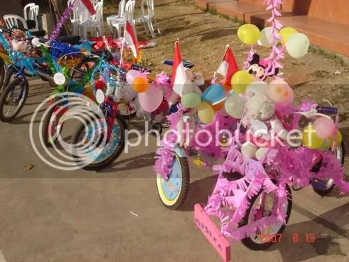 Sepeda Hias