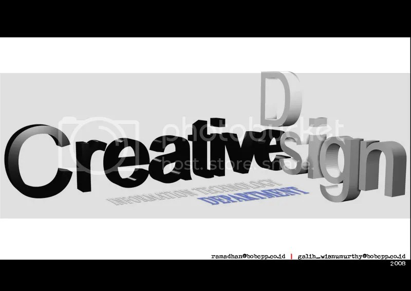 Creative Design Team Logo