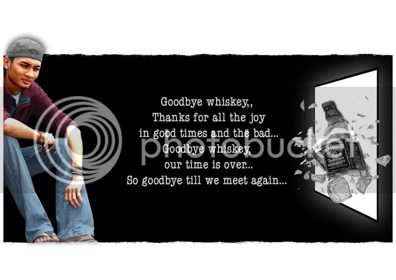 Goodbye Whiskey