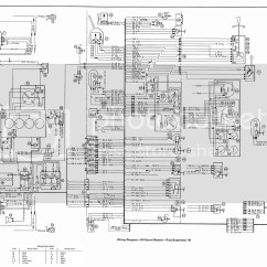 Ford Sierra Wiring Diagram Right Hand Palm Reading Schaltplan Escort Mk2