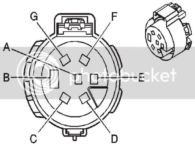trailer wiring adapter 4 pin to 7 trailer circuit diagrams