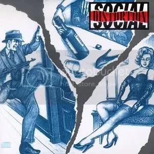 #5 Social Distortion--Social Distortion