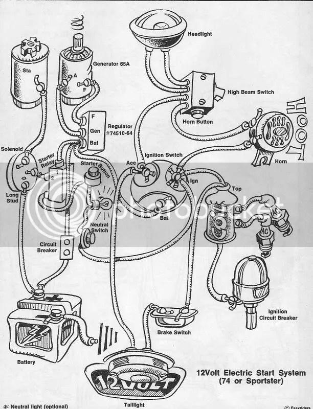 Ironhead Bobber Wiring Diagram - Trusted Wiring Diagram • on dyna bobber wiring diagram, triumph bobber wiring diagram, softail bobber wiring diagram, ironhead bobber wiring diagram, harley davidson wiring diagram,