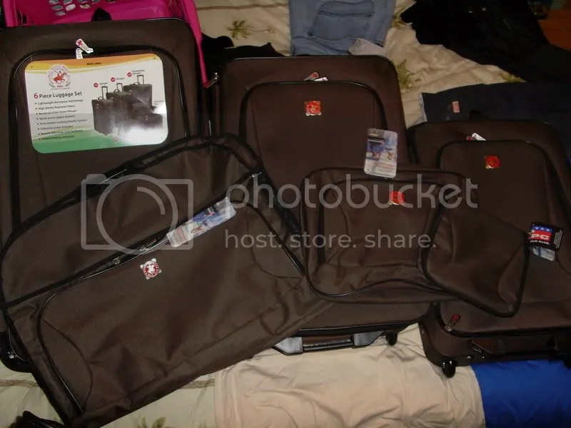 Yay Luggage!
