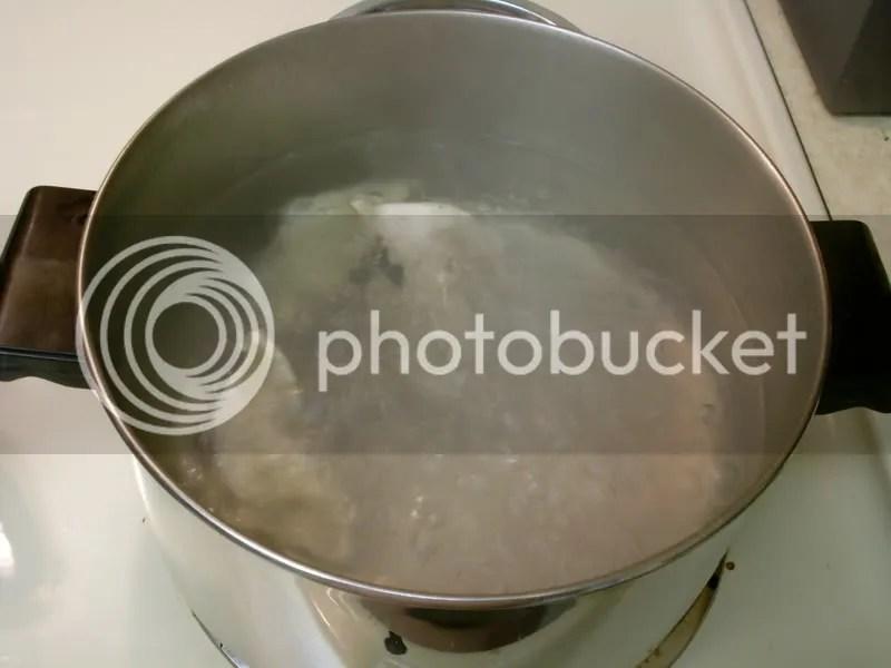 Hot bath!