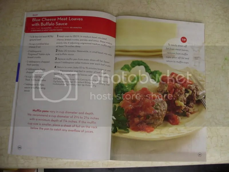 I love cookbook pictures!