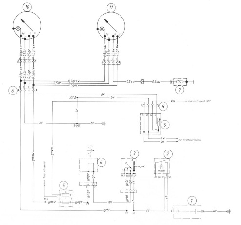 Number Pin Connector Wiring Diagram Pin Switch Wiring